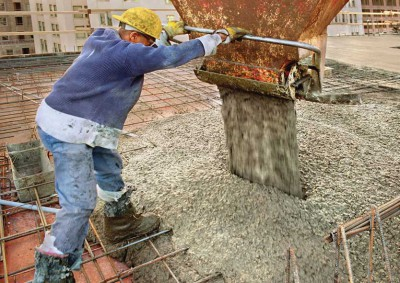 The difference between concrete and cement is simpler than you think