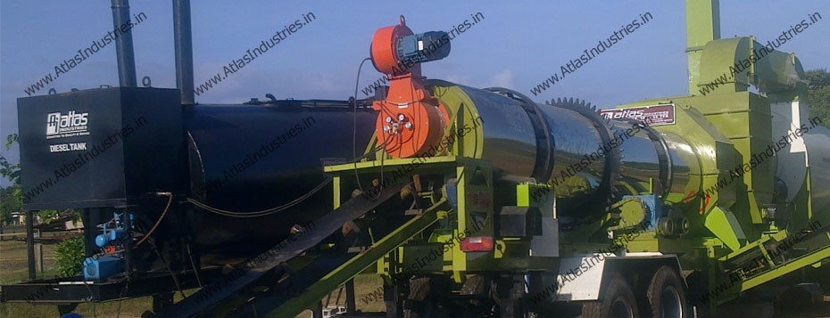 drum mix plant Philippines