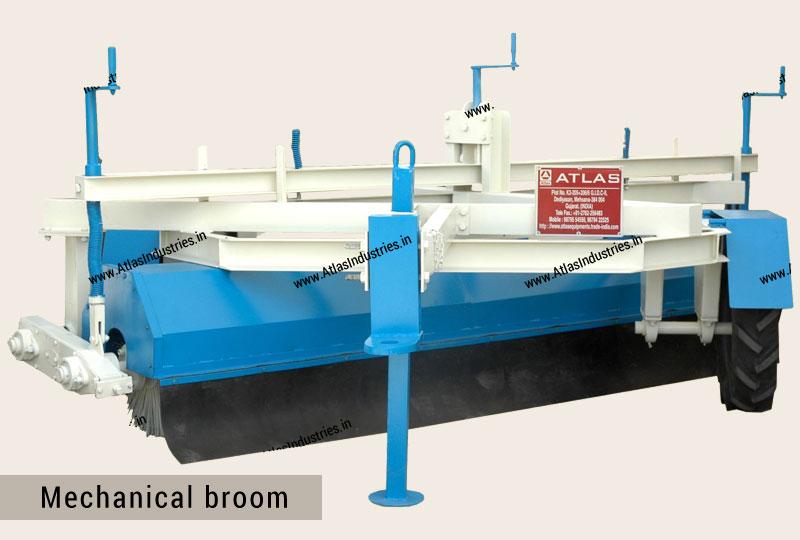 mechanical broomer