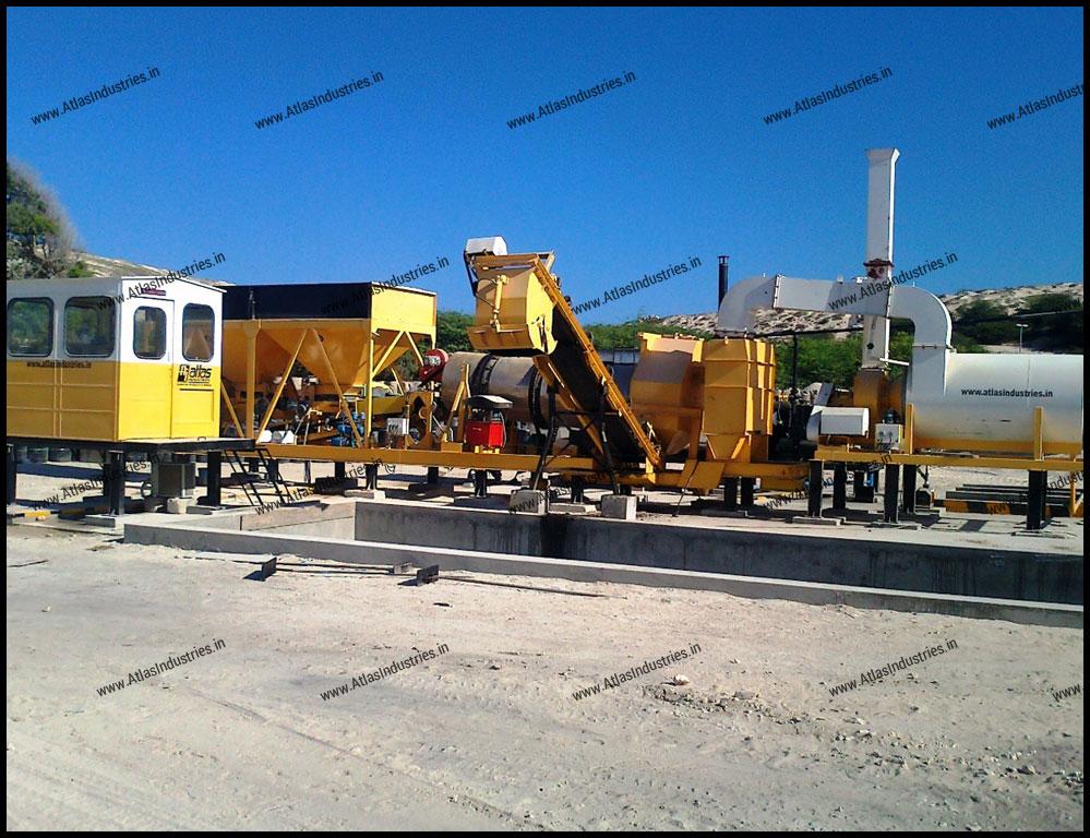 portable asphalt mixerportable asphalt mixer