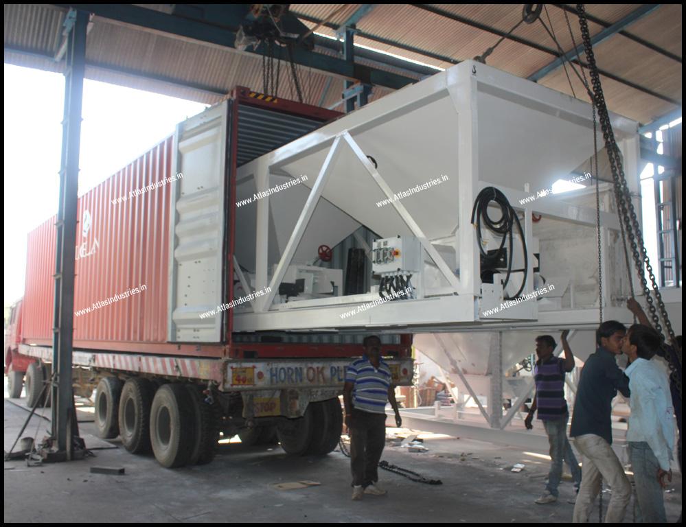 aggregate feeder asphalt plant Algeria
