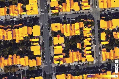 Google your house to see if you can go solar: This week in construction