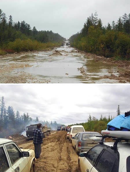 siberian-roadto-yakutsk-russia