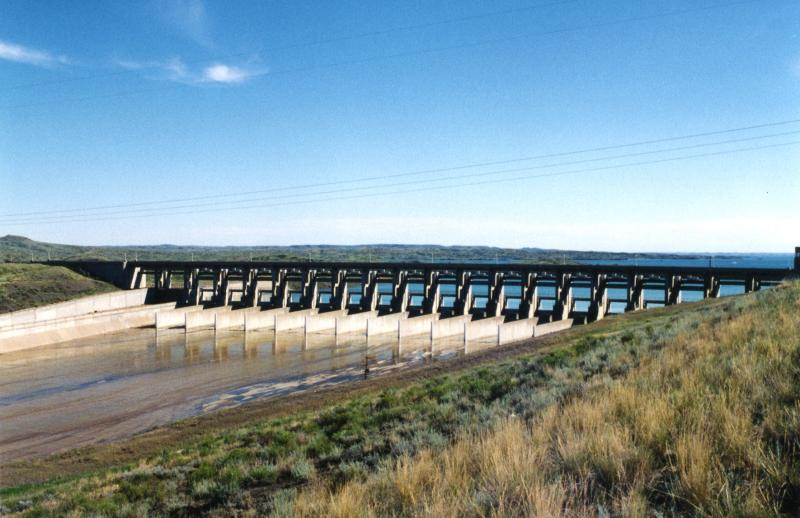 fort peck dam United States