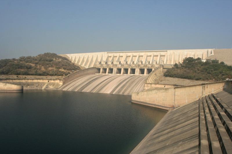 Mangla dam Pakistan