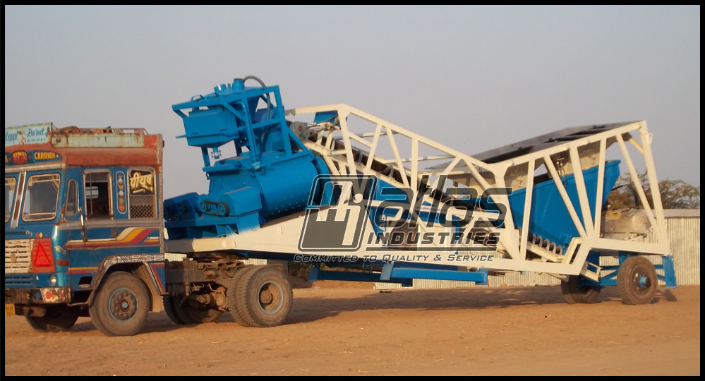 mobile concrete batching plants Philippines