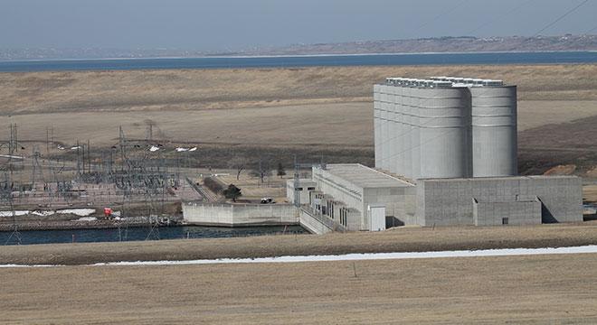 Oahe dam United States