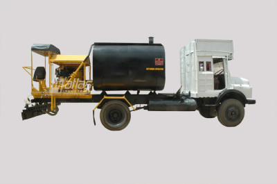 Basic overview of bitumen sprayers.