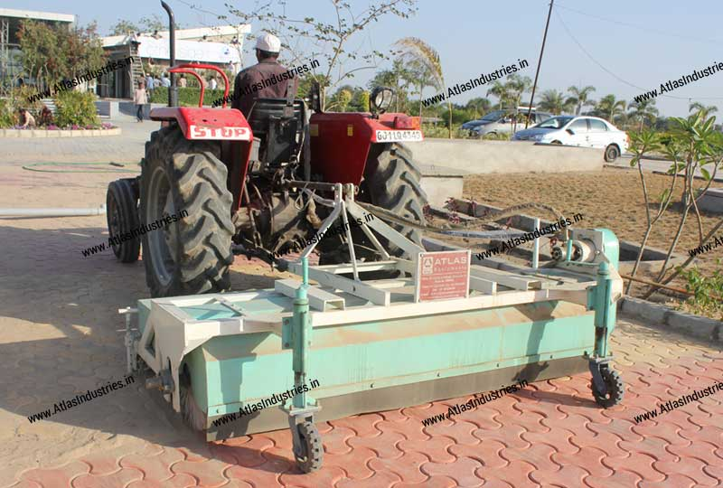 Road Cleaning Brooms - Manufacturer - Street Sweeping Machine