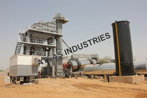 asphalt mixing plant Jaipur India rental