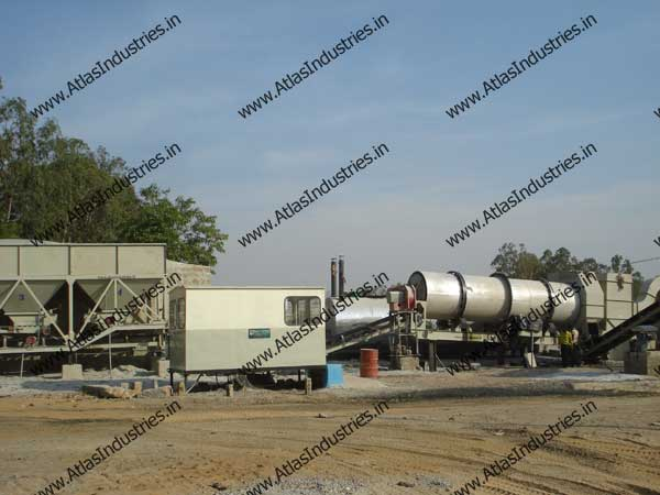 drum mix plants supplier from India