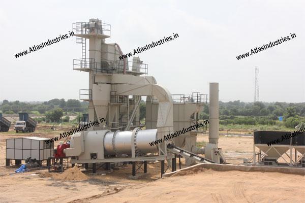 asphalt plant India