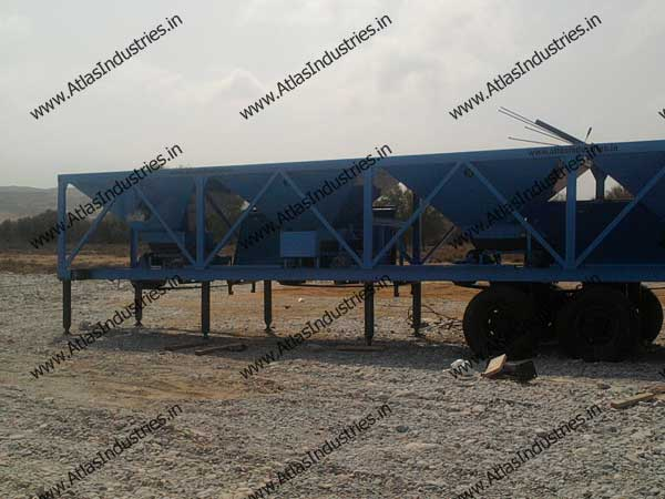 exporter of continuous mix asphalt plant India
