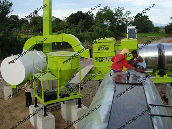 Buy Asphalt Drum Mixers From Leading Manufacturer And