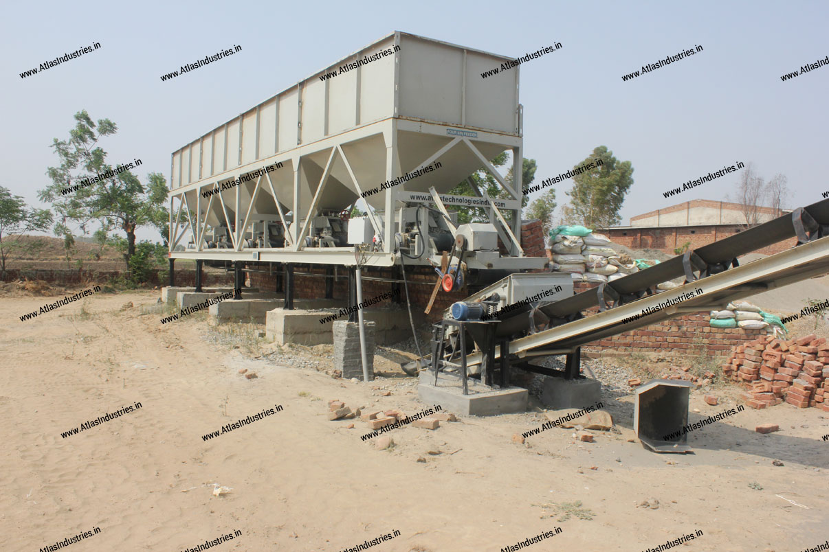 hot mix plant suppliers