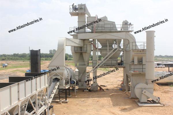 asphalt batch plant India