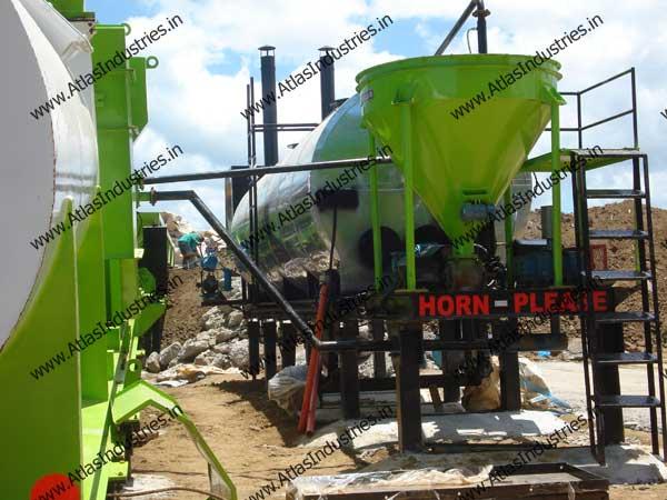 supplier of continuous mix asphalt plant