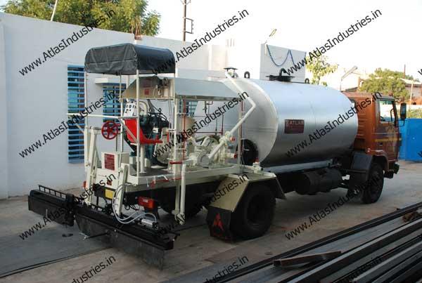 tar sprayer manufacturer india