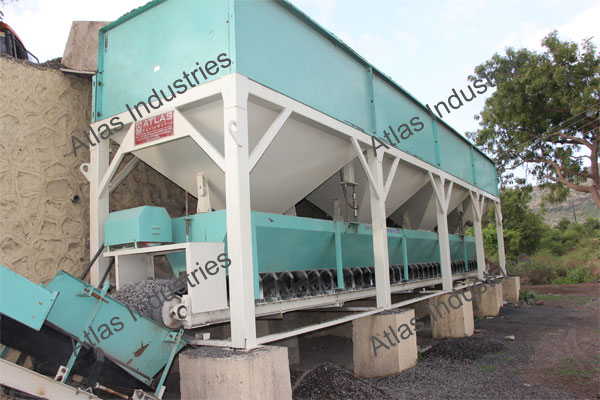 manufacturer and exporter 30 m3/hr. stationary concrete plant in Aurangabad