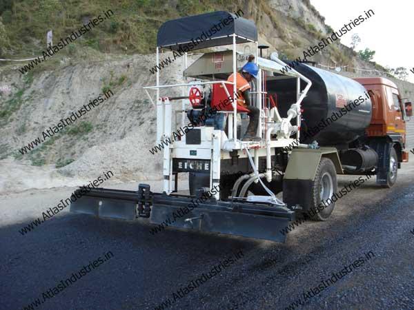 manufacturer and exporter of bitumen pressure distributor