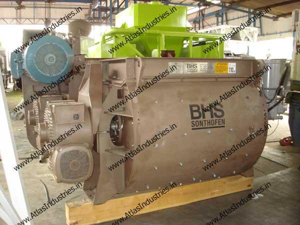 concrete mixer exporter India