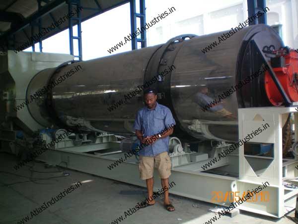 drum type asphalt plant manufacturer