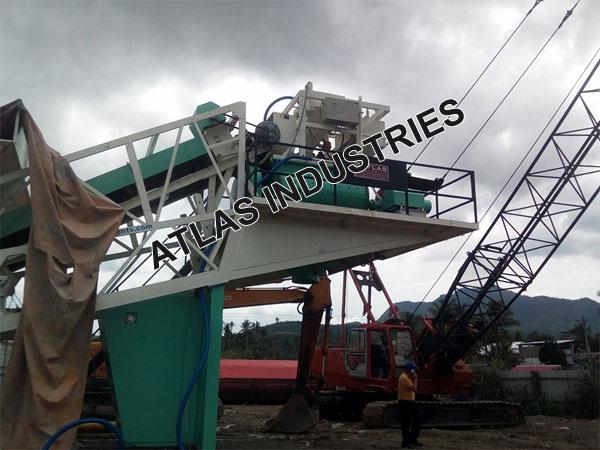 Mobile concrete plant supplier Philippines