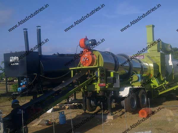 hot mix asphalt plants supplier