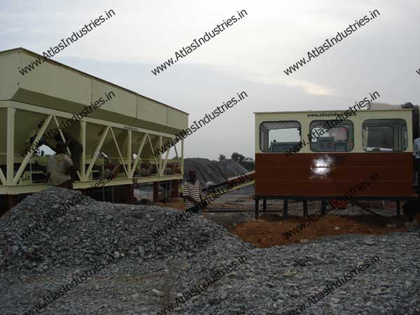 asphalt drum type plant manufacturer India