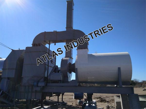 Mobile asphalt mixer supplier Botswana