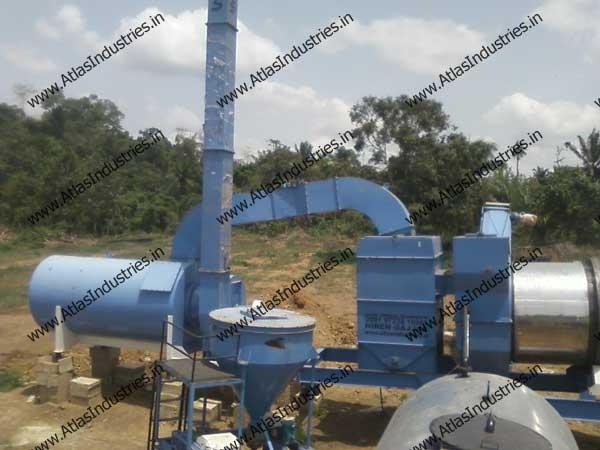 asphalt equipment manufacturer India