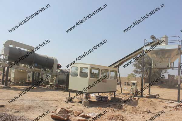 double drum type asphalt mixing plants manufacturer