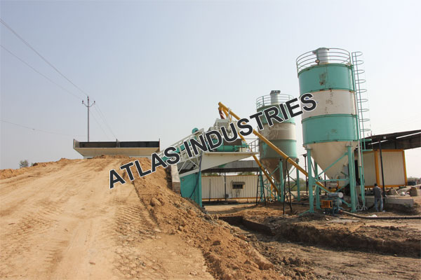 mobile batching plant exporter