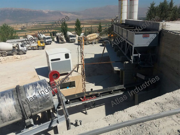 For sale asphalt drum mixer in Lebanon