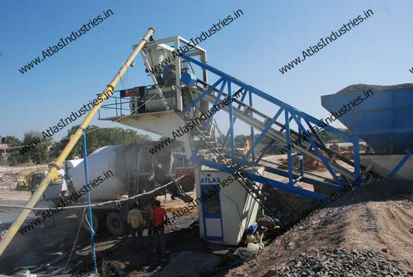 mobile RMC plant supplier
