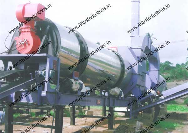 drum mix plant in Nigeria