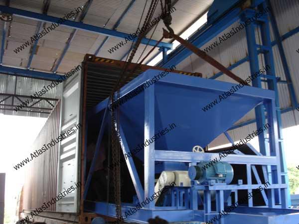 Soil Stabilization Plant Installed In Libya By Atlas
