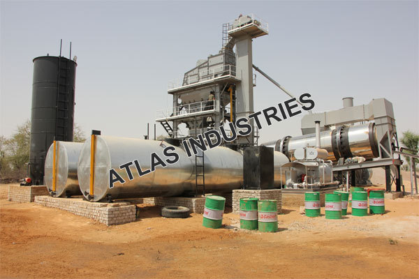 asphalt mixing plant supplier and manufacturer Jaipur India