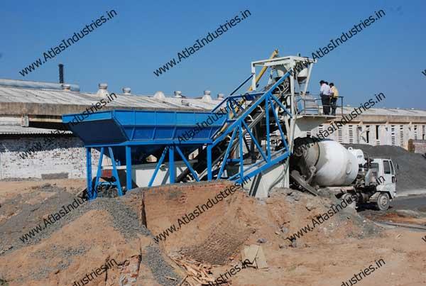 mobile RMC plant manuafcturer
