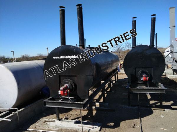 Mobile asphalt plant manufacturer Botswana