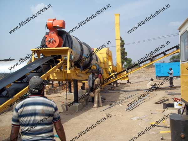 asphalt mix plant in Nigeria
