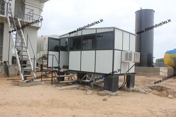 asphalt batch mix plant India