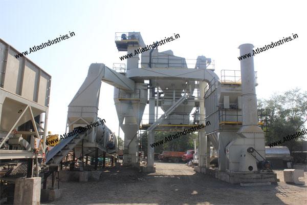 road construction equipment India