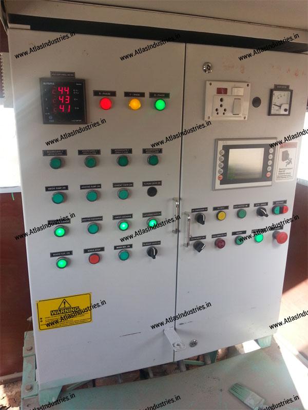 concrete mixer manufacturer India