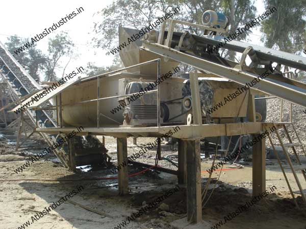 soil stabilisation equipment India