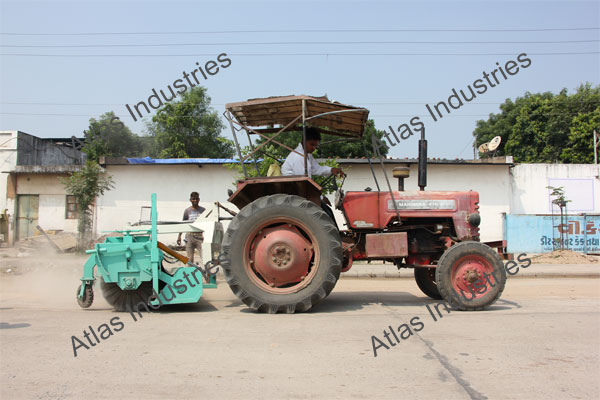 Hydraulic road sweeper manufacturer Nepal