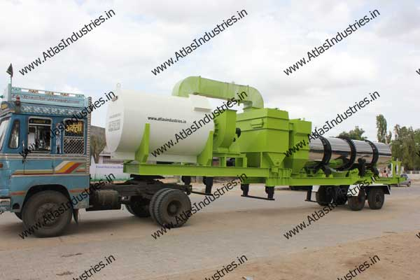 hot mix asphalt plants manufacturer