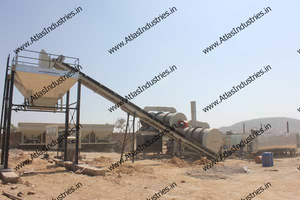 exporter of double drum type asphalt mixing plants