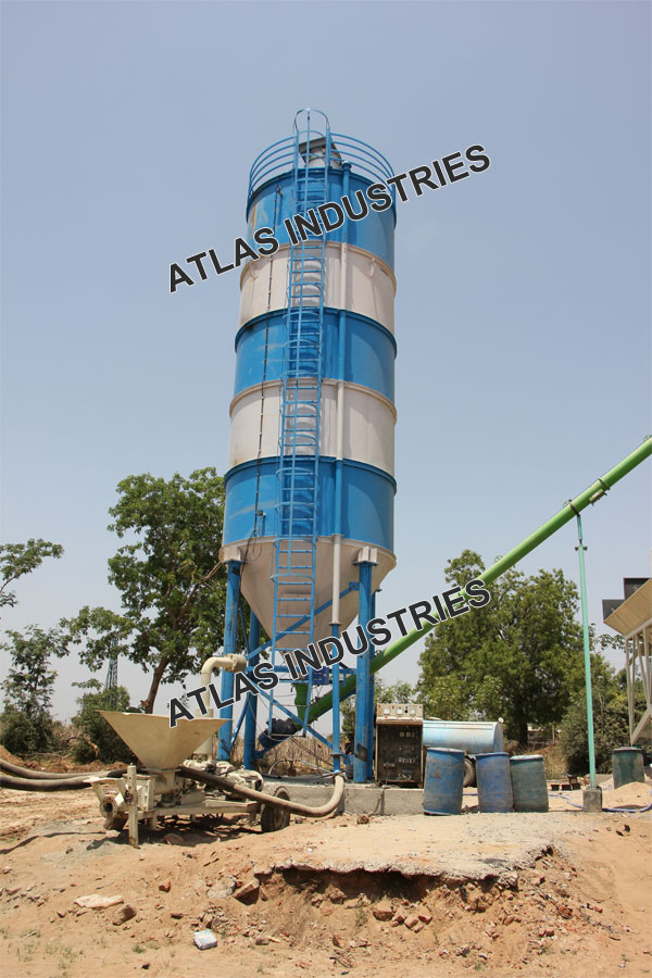 Manufacturer of mobile concrete mix plant in Chaapi, India