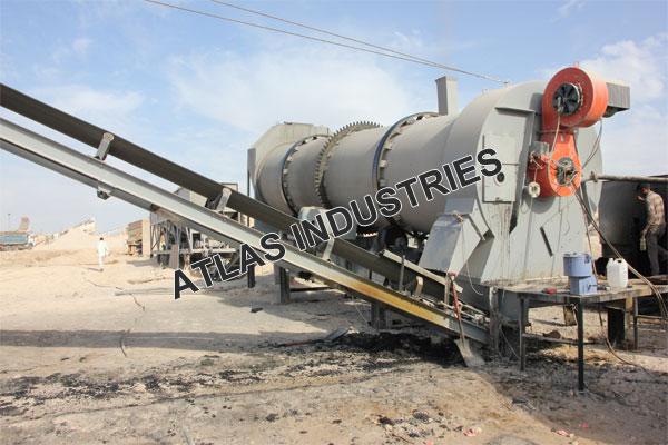 Best counterflow asphalt plant manufacturer India